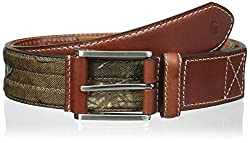 Carhartt Men's Belt, Real Tree, 44