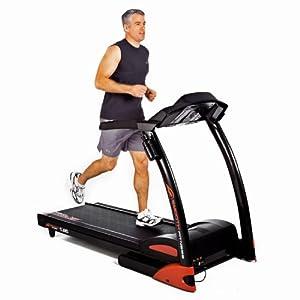 Smooth Fitness 5.65 Folding Treadmill