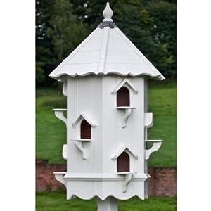 Sproughton dovecote nest box for doves pigeons bird for Dove bird house plans