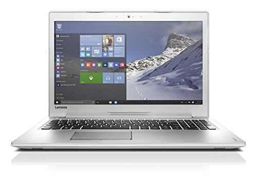"Lenovo 80SR00G3FR Ultrabook 15,6"" Blanc (Intel core i7, 8 Go de RAM, I To, Nvidia Geforce GT940MX, Windows 10)"