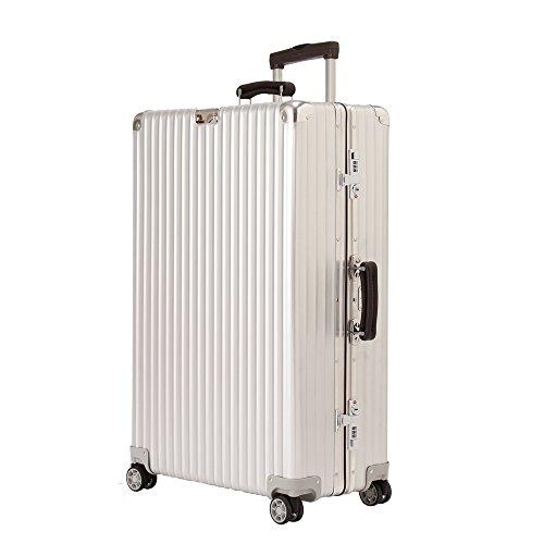 RIMOWA リモワ CLASSIC FLIGHT 974.73 97473 クラシックフライト MULTIWHEEL マルチホイール スーツケース キャリーバッグ シルバー 85L (971.73.00.4)