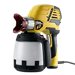 Wagner 0525032 EZ Tilt 7.2 GPH Power Painter Max featuring Optimus Dual Tip Technology