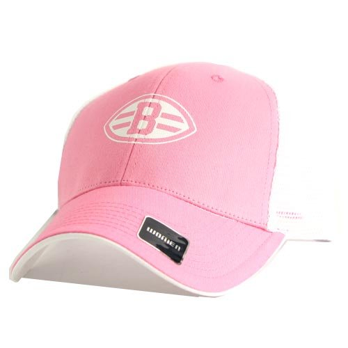 Cleveland Browns Pink Trucker Style Baseball Hat Cap Lid at Amazon.com
