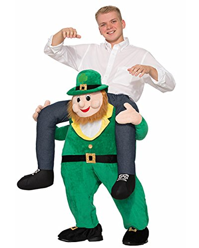 Hilarious Leprechaun Costume for Halloween  sc 1 st  St. Patricku0027s Day Supplies : leprechaun costumes for toddlers  - Germanpascual.Com