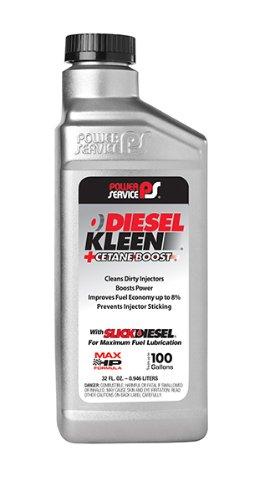 Power Service 03025-12-12PK +Cetane Boost Diesel Kleen Fuel Additive