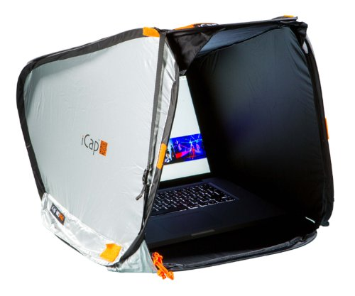 iCap MID PRO Notebooktent Outdoor Protection against Sunlight Rain Dust Heat Cold Black Friday & Cyber Monday 2014