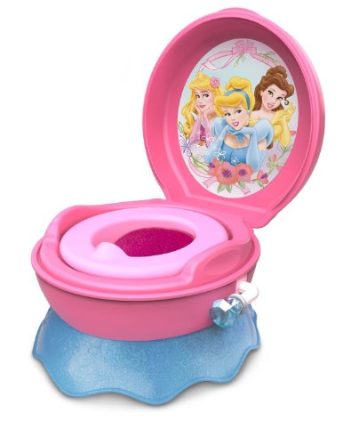 Disney Princess Magical Sounds Potty System