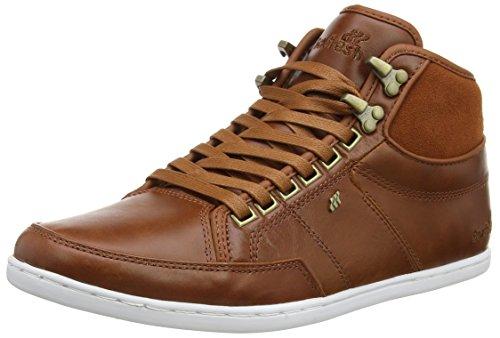 Boxfresh Swapp 3, Sneaker uomo Marrone Marrone (Tan) 41