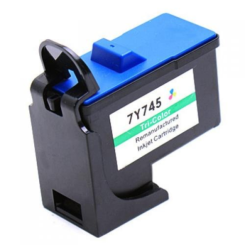 color-ink-cartridge-for-dell-7y745