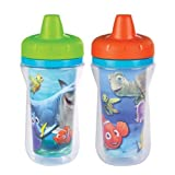The First Years Disney Finding Nemo Insulated Sippy Cup, 2 Count by TOMY