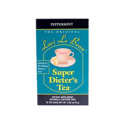 Laci Le Beau Super Dieters Tea Peppermint - 30 Tea Bags