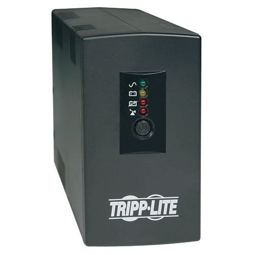 TRIPP LITE POS500TAA 500VA 300W Low Profile Tower UPS Kiosks with 120V, POS/PC, 6 Outlet TAA (Low Profile 300w compare prices)