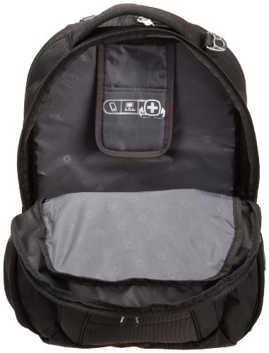Black Friday 2013 SwissGear SA1908 ScanSmart Backpack (Black) Fits Most 17 Inch Laptops