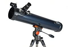 Celestron AstroMaster LT 76AZ Newtonian Reflector Telescope