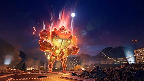 オーバーライド 巨大メカ大乱闘 スーパーチャージエディション - PS4 ゲーム画面スクリーンショット1