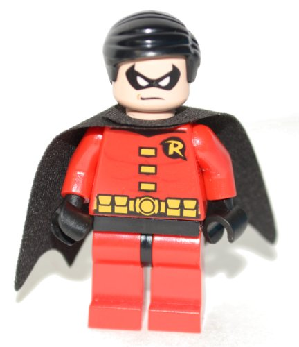 Lego Super Heroes Robin Minifigure (2012) at Gotham City Store