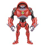Ben 10 Water Hazard 4 Articulated Alien Figure
