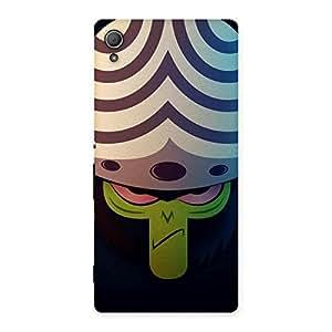 Moj Back Case Cover for Xperia Z4