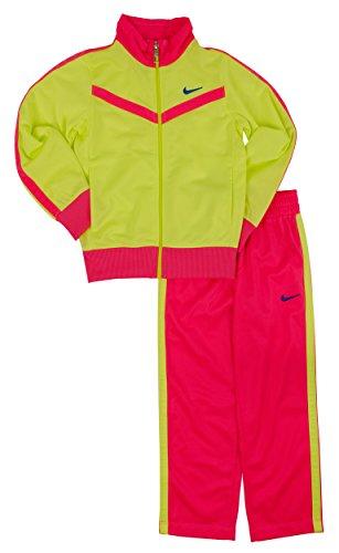 Nike Little Toddler Girls' Colorblocked Jacket & Pants Set-HP-2T