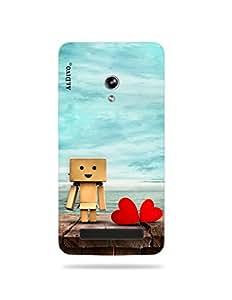 alDivo Premium Quality Printed Mobile Back Cover For Asus Zenfone 6 / Asus Zenfone 6 Back Case Cover (MKD242)