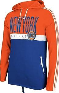 New York Knicks Adidas Originals NBA Court Series Vintage Sweatshirt by adidas