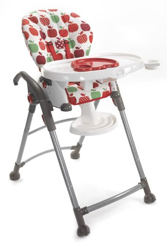My Child Pippin Highchair-Red Apple