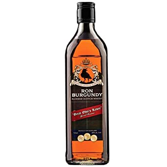 Ron Burgundy Great Odin's Raven Special Reserve - Anchorman Blended Scotch Whisky - 70cl