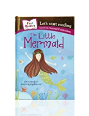 First Readers The Little Mermaid Story Book