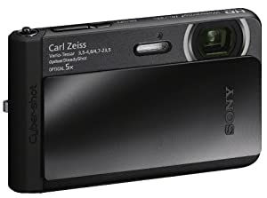 Sony Cyber-SHOT DSC-TX30B (18.2 MP, 5 x Optical Zoom, 3.3 inch LCD) (discontinued by manufacturer)