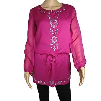 Antik Batik Women's Amy Djellabah Dress at Amazon Women's Clothing