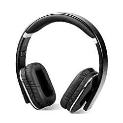 Microlab Stereo Headphone With Bluetooth T1 Black