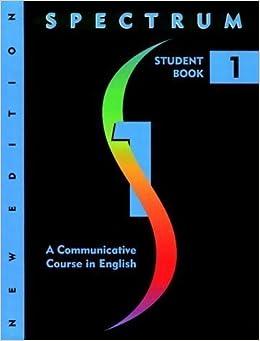Spectrum communicative course english free download