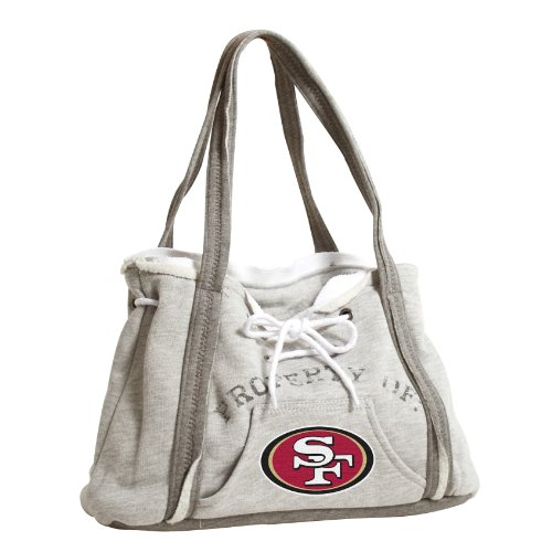NFL San Francisco 49ers Hoodie Purse at Amazon.com