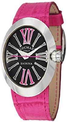 Locman Glamour Donna Women's Quartz Watch 410BKFX