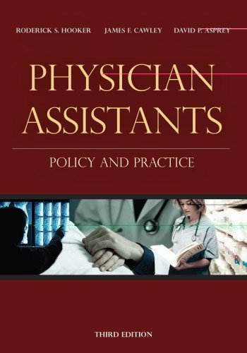 physician-assistants-policy-and-practice-by-hooker-phd-pa-roderick-s-published-by-fa-davis-company-3