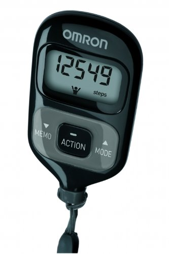 Sale alerts for Omron Omron Walking Style III Pedometer - Black - Covvet