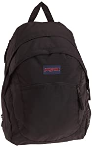 JanSport Wasabi Backpack (Black)