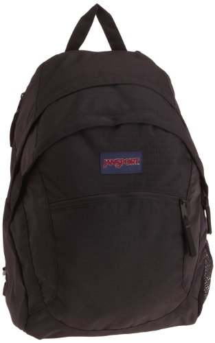 Jansport Wasabi Backpack (Black) front-911422