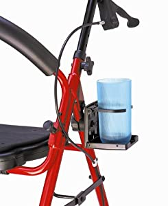 NOVA Cup Holder for Rollator/Wheelchair