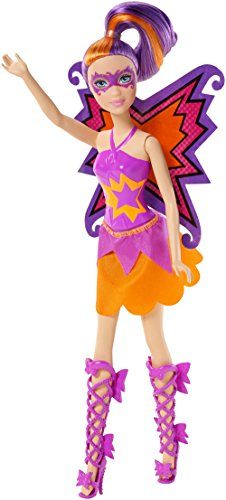 Barbie in Princess Power Butterfly Doll Purple - 1