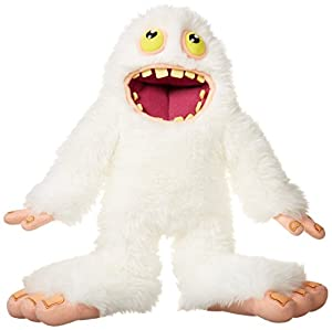 Amazon.com: My Singing Monsters Mammott Plush: Toys & Games