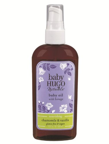 Natural Baby Oil front-1073728
