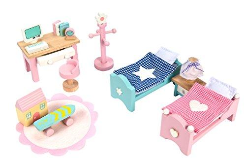 le-toy-van-15061-wooden-toy-pink-childrens-bedroom