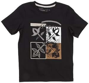 Oxbow Jhansi T-Shirt manches courtes garçon Noir 12 ans