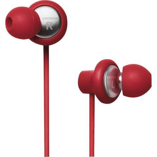 цена на Urbanears Kransen Tomato Red Earphones Earbuds Headphones Mic Remote 04090115