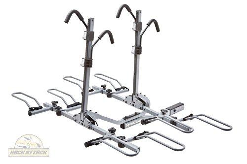 Sportrack Sr2902Lr 4 Bike Locking Platform Hitch Rack front-229109