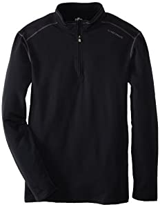 Buy Hot Chillys Mens Micro-Elite XT Zip-T Base Layer Top by Hot Chillys