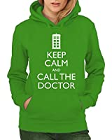 -- Keep Calm and Call the Doctor -- Girls Hoody