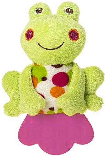 Mary Meyer Bubbles Frog Teether