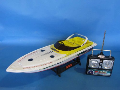 Super Racing Speedboat 27